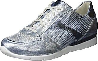 Semler Nelly, Zapatillas para Mujer, Gris (Perle-Chrom-Silber 902), 42 EU