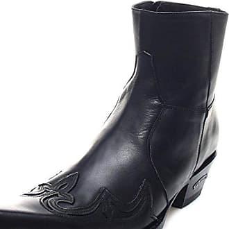Sendra Boots 7783 Snowbut Negro Stiefelette für Damen und Herren Schwarz, Groesse:43