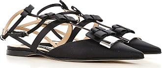 Sandalias de Mujer Baratos en Rebajas, Negro, PVC, 2017, 41 Sergio Rossi