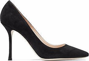 Sergio Rossi Woman Leather Pumps Chocolate Size 37.5