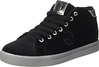 Womens Gt Her Mid Velvet Hi-Top Trainers Sergio Tacchini
