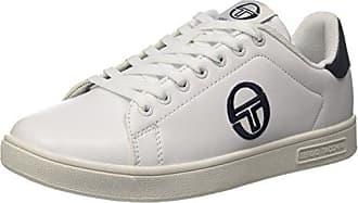 Sergio Tacchini STW728022, Sneakers Basses FemmeBlancBlanc (Bianco 52), 39 EU EU