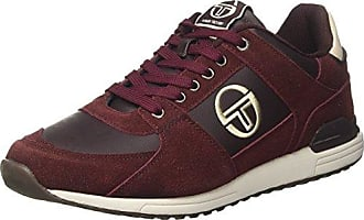 Sergio Tacchini Winder Nyx, Zapatillas para Hombre, Multicolor (White/Navy/Red 01), 41 EU