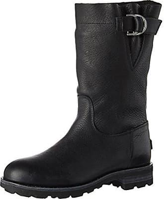 Womens Amsterdam-184020002 Combat Boots Shabbies Amsterdam