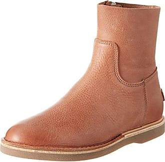 Amsterdam Womens Chelsea Halbschuhe Ankle Boots Shabbies Amsterdam