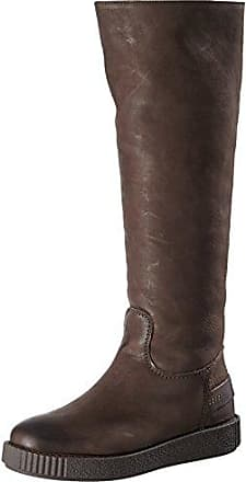 Shabbies Amsterdam Bottes Souples Femme, Marron (Olive Brown 3032), 38 EU