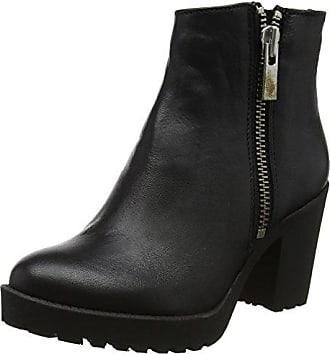 Zip Boot, Bottes Classiques Femme, Noir (Aragon Black), 40 EUShoe Biz