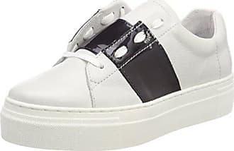 Shoe Biz Fumnaya High, Zapatillas para Mujer, Gris (Nubuck Dark Grey White Sole), 39 EU