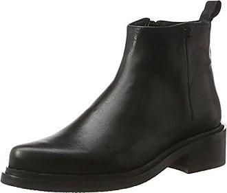 Shoe Biz Betty, Bottes Femme, (Velvet Black), 40 EU