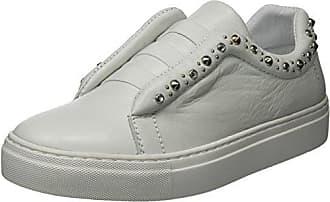 Womens Cupsole Elastic Low-Top Sneakers Shoe Biz