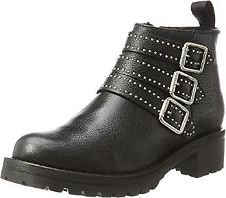Shoe Biz Shoort Boot, Bottes Classiques Femme, Noir (Velvet Black), 39 EU