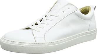 Shoe The Bear Village, Zapatillas para Hombre, Blanco (120 White), 45 EU