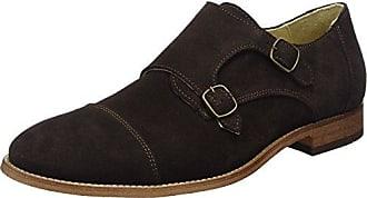 Shoe The Bear Monk L, Cargadores Clásicos para Hombre, Negro (251 Mix Black), 41 EU Shoe The Bear