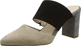 Clara S, Sandales Plateforme Femme, Gris (Grey 161), 41 EUShoe The Bear