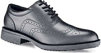 Shoes For Crews Ollie - Canvas - Calzado de Protección Hombre, Negro (Negro), 44 EU (9.5 UK)