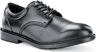 Shoes for Crews Steel Toe Cambridge Calzado de protección Hombre, Negro (Black), 38 EU