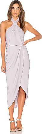 Knot Draped Dress in White. - size Aus 10/US 6 (also in Aus 12/US 8,Aus 6/US 2,Aus 8/US 4) Shona Joy
