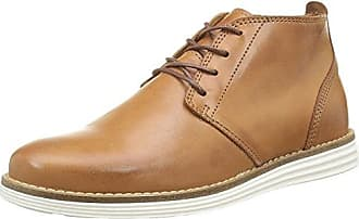 Shoot Shoes SH-2165940, Zapatos de Cordones Derby para Mujer, Negro-Negro, 36 EU