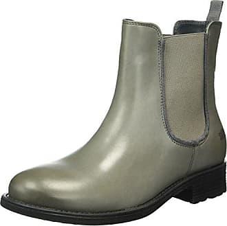 Sandy 321, Chelsea Boots Femme, Gris (Grey Grey), 40 EUOxitaly