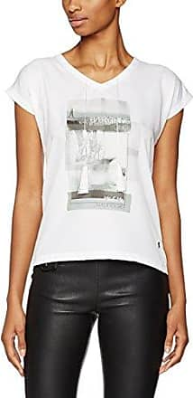 Sidecar Atenea-V17, Camiseta para Mujer, Blanco, Medium (Tamaño del Fabricante:M)