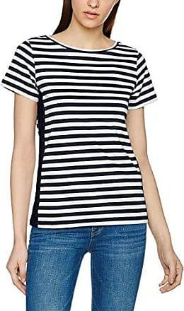 T-Shirt Escapez in blau für Damen Silvian Heach