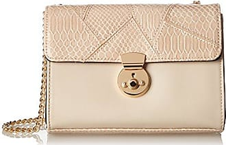 Shoulder Bag Cobdar, Womens Cross-Body Bag, Oro (Pink Gold), 14.50x27x33 cm (W x H L) Silvian Heach