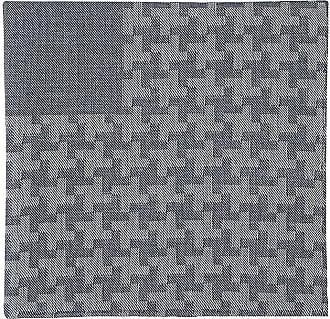 Mens Geometric-Pattern Cashmere-Blend Handkerchief Simonnot Godard