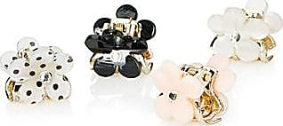 Simons Floral clips Set of 4