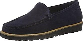 24250, Mocassins (Loafers) Femme, Bleu (826) 37.5 EUCaprice
