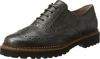Ax Claire Fw - Zapatos Derby Mujer, Color Negro, Talla 40 Ichi
