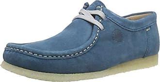 Sioux Grashopper-D-141, Mocassins (Loafers) FemmeBleuBlau (Petrolio), 39.5