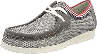 Grash.-H181-22, Basses Homme - Grau (Lightgrey/Ash), 44.5 EU (10 UK)Sioux
