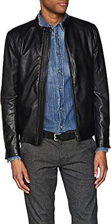 Jacket, Blouson Femme, Gris (Grey 61v), Large (Taille Fabricant: 48)Sisley