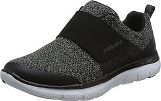 Skechers Damen Graceful-Get Connected Sneaker  35 EUSchwarz (Black)