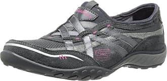 Bruetting Circle - Zapatos para Caminar de Material sintético Mujer, Color Gris, Talla 37