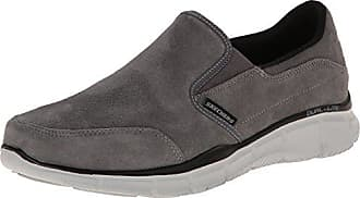 GO Sleek Slide, Sneaker donna, Grigio (Grau (GRY)), 39 Skechers
