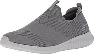 SkechersEqualizer Persistent - Sneaker Uomo, Blu (Bleu (NVGY)), 48.5 EU
