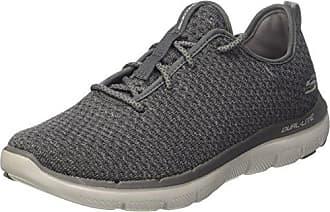 Skechers GO Walk 2 sneakers Uomo, Grigio (Charcoal), 44.5 EU