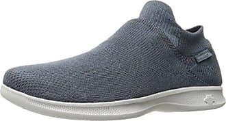 Zapatos azul marino de verano formales Skechers On the go para hombre