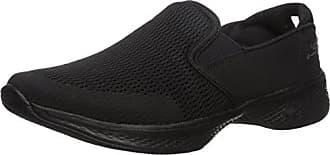 Go Walk Joy, Zapatillas sin Cordones para Mujer, Azul (Navy/White NVW), 37 EU Skechers