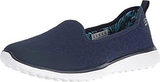 Skechers Damen Gratis-Light-Heart Slip on Sneaker, Blau (Navy), 36 EU