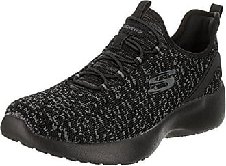 Skechers Damen Equalizer Vivid Dream Sneakers  40 EUSchwarz (Bkw)