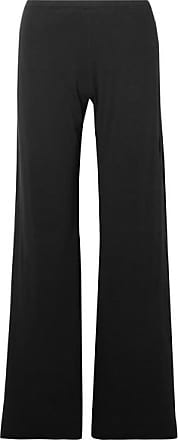 side stripe pyjama pants - Black Morgan Lane