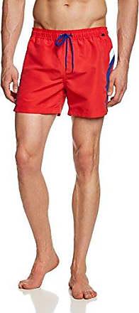 Basic Instinct Shorts, Pantalones Cortos de Baño Premamá para Hombre, Azul (Indigo 1221), M Skiny
