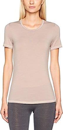 Skiny SK8Y6 Shirt Kurzarm, Camisetas de Deporte para Mujer, Azul (Dark Saphire 7390), 44