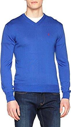 Jumper Fluyt, Jersey para Hombre, Azul (Marine Blue A50), XL Slam