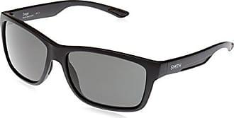 SMITH mixte adulte CLAYTON 3G SU2 53 Montures de lunettes, Rouge (Shiny Dark Burgundy/Black)
