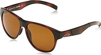 SMITH mixte adulte Questa Ik Fwu 50 Montures de lunettes, Marron (Amber Tortoise/Green)