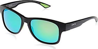 Unisex Journey Z9 Sunglasses, Matt Black/Grey, 63 Smith