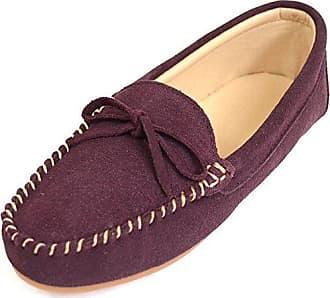 Damen/Damen Casual/Smart Sommer/Urlaub/Boot Schuhe, Violett - violett - Größe: 40.5